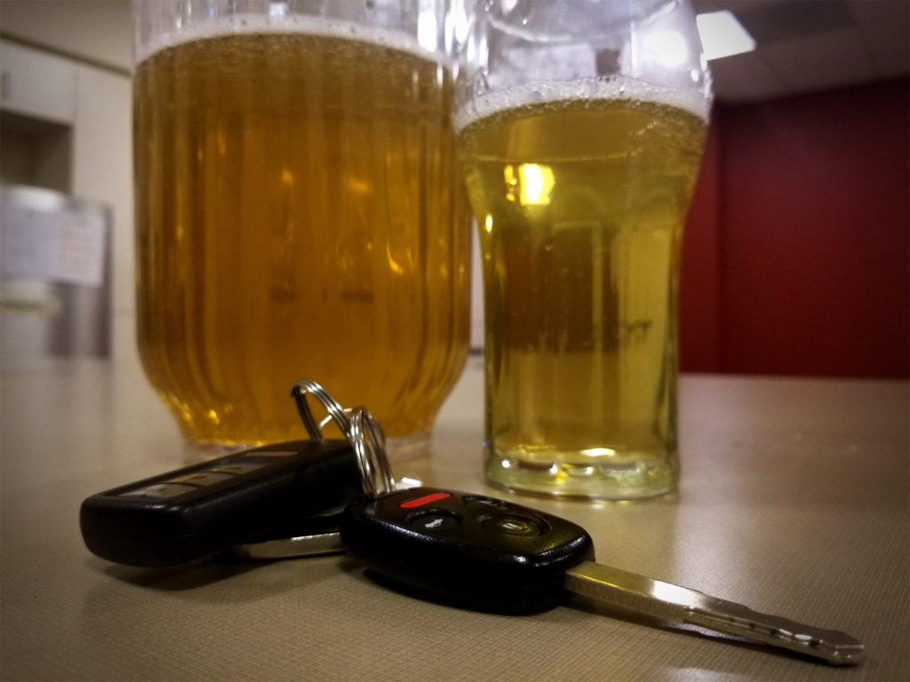 Driving Under the Influence (DUI) and Driving While