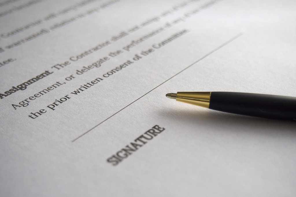 Four Factors To Keep In Mind When Drafting A Non Compete Agreement