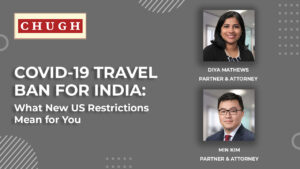 COVID-19 Travel Ban for India: What New US Restrictions Mean for You