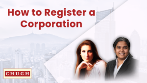 How to Register a Corporation